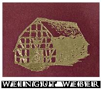 Logo des Weinguts Weber in Alzey